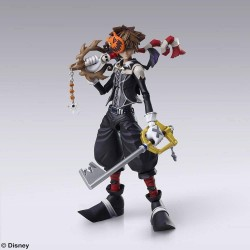 KINGDOM HEARTS III - Bring Arts figurine - Sora Halloween Town - 15cm 175095  Kingdom Hearts