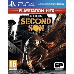 Infamous Second Son HITS (PS4 Only) 167747  Playstation 4