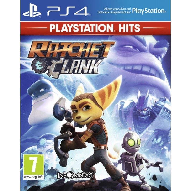 Ratchet and Clank HITS (PS4 Only) 167746  Playstation 4