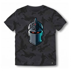 FORTNITE - T-Shirt Kids Knight Helmet (10 Years) 175170  T-Shirts Fortnite