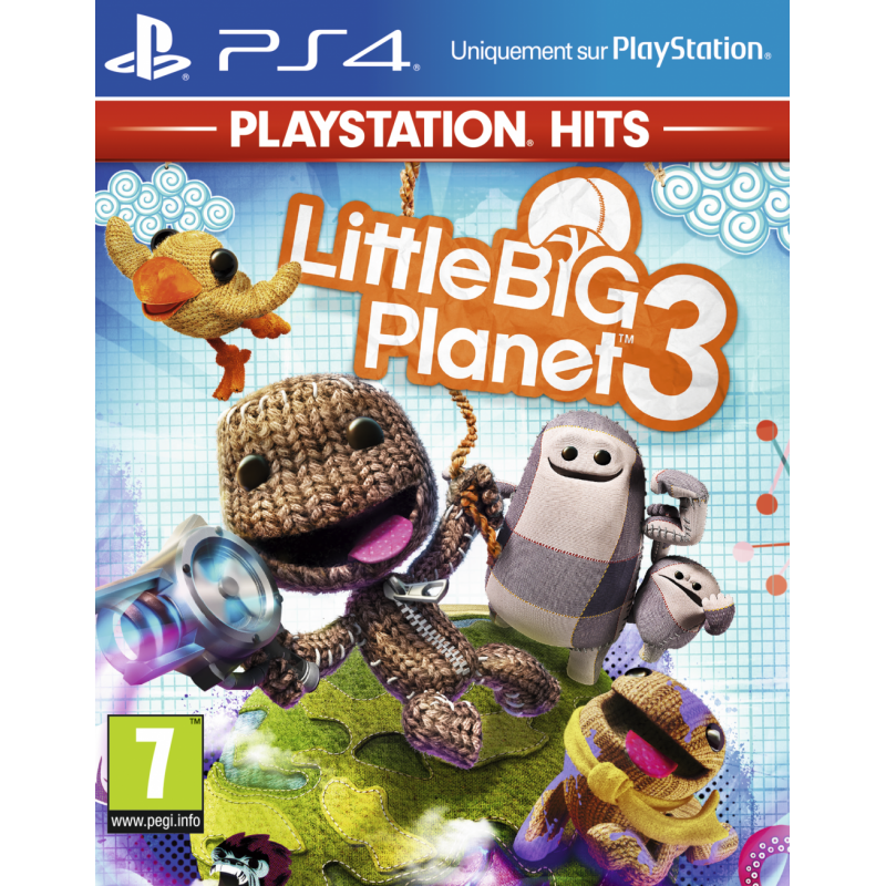 Little Big Planet 3 HITS 167745  Playstation 4
