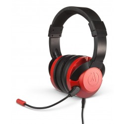 POWER A - Fusion Wired Gaming Headset Crimson (PS4/XBONE/PC//MOBILE) 175230  PS4 Headsets