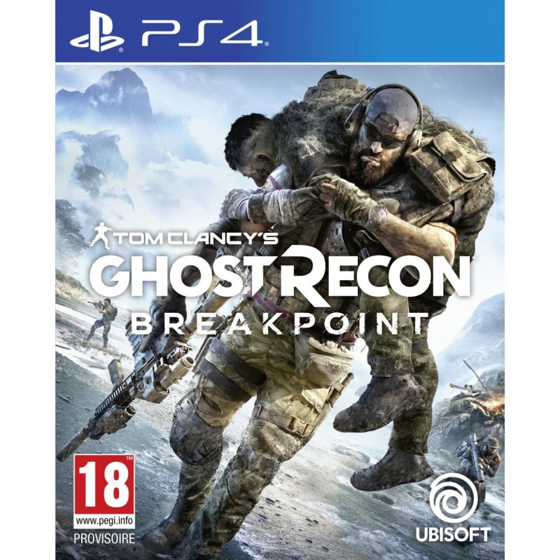Ghost Recon Breakpoint - Playstation 4 175236  Playstation 4
