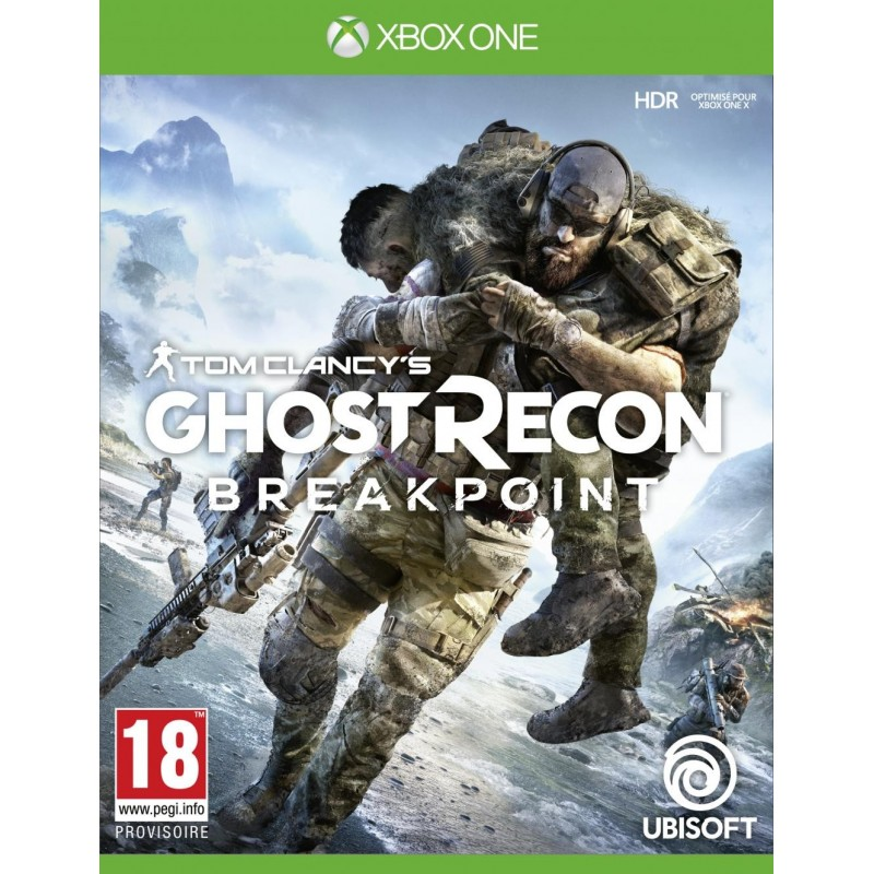 Ghost Recon Breakpoint - XBox One 175237  Xbox One