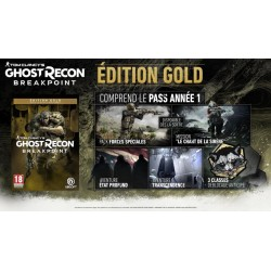 Ghost Recon Breakpoint Gold - Xbox One 175239  Xbox One