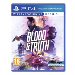 Blood and Thruth (Playstation VR ) - Playstation 4 175292  VR Games & Accessoires