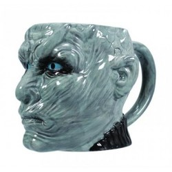 GAME OF THRONES - Shaped Beker 3D - White Walker