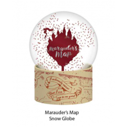 HARRY POTTER - Snow Glode - Marauder's Map 175336  Sneeuwbol