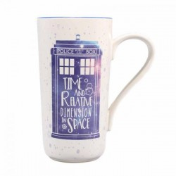 DOCTOR WHO - Latte Mug...