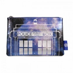 DOCOTR WHO - Cosmetic Bag 23.5 X 16 - Galaxy 175414  Nieuwe imports