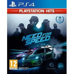 Need for Speed HITS 175417  Playstation 4