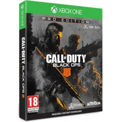 Call Of Duty Black OPS 4 - Pro Edition - Xbox One 167598  Xbox One
