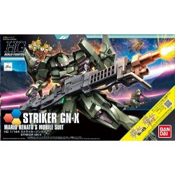 GUNDAM Build Fighters - Model Kit - HG 1/144 - Striker GN-X 175561  High Grade (HG)