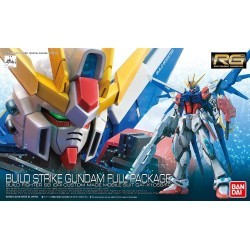 GUNDAM Build Fighters - Model Kit - RG 1/144 - Build Strike Full Pack. 175576  Gundam