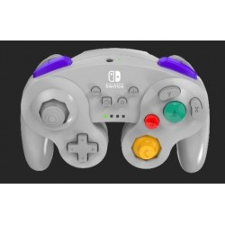 POWER A - Wireless Controller GameCube Grey for Nintendo Switch 168733  Switch Controllers