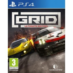 GRID Ultimate Edition 175642  Playstation 4
