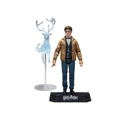 HARRY POTTER 'Deathly Hallows' - Action Figure - Harry Potter - 15cm 175654  Harry Potter
