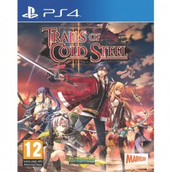 The Legend of Heroes : Trails of Cold Steel (only UK) - Playstation 4 171566  Playstation 4