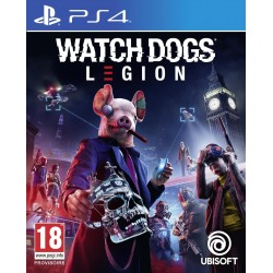 Watch Dogs Legion - Playstation 4 175731  Playstation 4