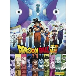PANINI - DRAGON BALL SUPER - Trading Cards Album 175777  Dragon Ball