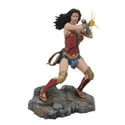 DC COMICS GALLERY - JL Movie - Wonder Woman Bracelets - 23cm 175789  Wonder Woman