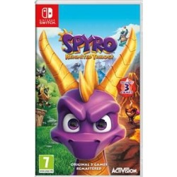 Spyro Trilogy Reignited - Nintendo Switch 175800  Nintendo Switch