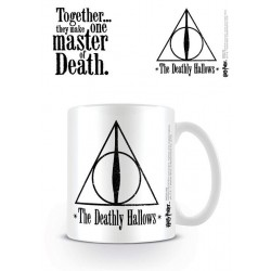 HARRY POTTER - Mug - 300 ml - Master of Death 167695  Drinkbekers - Mugs