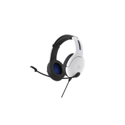 Official Playstation Wired Headset LVL50 PS4 White 175923  PS4 Headsets