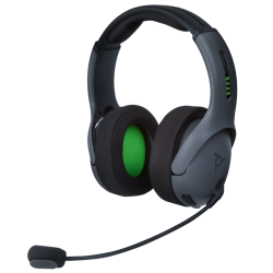 Official Xbox One Wireless Headset LVL50 Grey 175933  XboxOne Headsets
