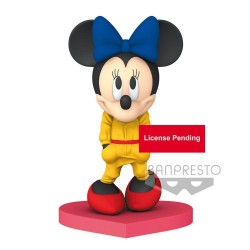 DISNEY - Q Posket Best Dressed Series - Minnie Mouse Vers. A - 10cm 175980  Disney Figurines