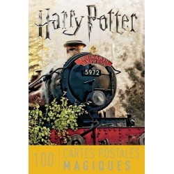 HARRY POTTER - 100 Magische Post kaarten 175999  Postkaarten