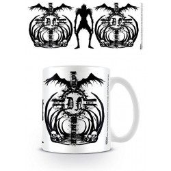 DEATH NOTE - Beker - 300 ml - Shinigami Trail 167685  Drinkbekers - Mugs