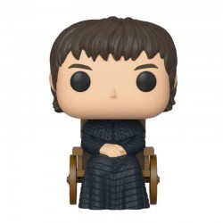 GAME OF THRONES - Funko Pop N° 83 - King Bran the Broken