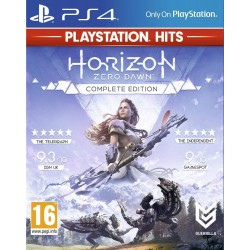 Horizon Zero Dawn HITS (PS4 Only) Complete Edition - Playstation 4 176088  Playstation 4