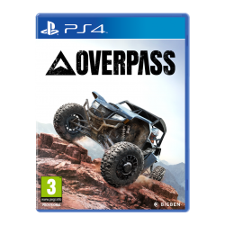 Overpass Day One Edition - Playstation 4 176109  Playstation 4