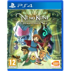 Ni No Kuni : Wrath of the White Witch - Remastered - Playstation 4 176094  Playstation 4