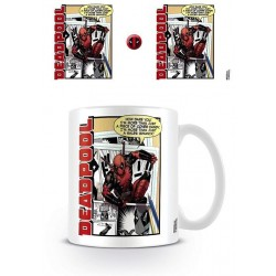 DEADPOOL - Beker - 300 ml - Off the Page