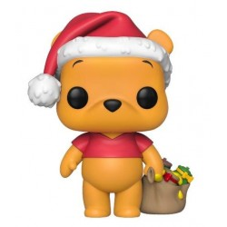 DISNEY - Bobble Head POP N° xxx - Holiday - Winnie the Pooh 176163  Bobble Head