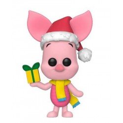 DISNEY - Bobble Head POP N° xxx - Holiday - Piglet 176164  Bobble Head