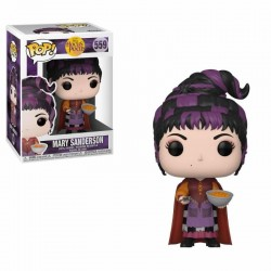 DISNEY - Bobble Head POP N° 559 - Hocus Pocus - Mary with Cheese Puffs 176191  Bobble Head