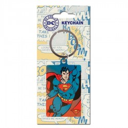 DC COMICS ORIGINALS - Metal Keychain - Superman 176027  Sleutelhangers