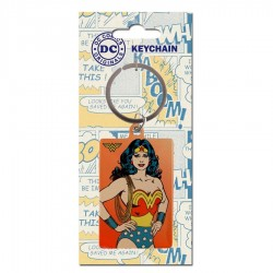 DC COMICS ORIGINALS - Metal Keychain - Wonder Woman 176028  Sleutelhangers