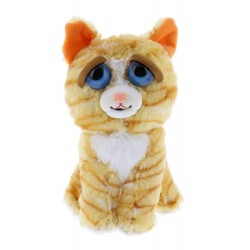 Feisty Pets - Knuffel 20cm - Orange Cat