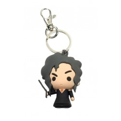 HARRY POTTER - Rubber Figure Keychain - Bellatrix Lestrange 167653  Sleutelhangers