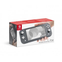 Console SWITCH LITE - Grey - Nintendo Switch 176349  Switch Lite