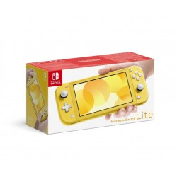 Console SWITCH LITE - Yellow - Nintendo Switch 176350  Switch Lite