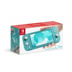 Console SWITCH LITE - Turquoise - Nintendo Switch 176351  Switch Lite