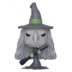 NIGHTMARE BEFORE CHRISTMAS - Bobble Head POP N° xxx - Witch 176357  Nightmare before Christmas
