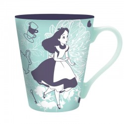 DISNEY - Mug 340 ml - Alice & Cheshire Cat 176417  Disney