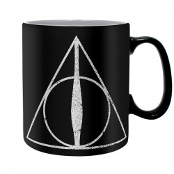 HARRY POTTER - Mug 460 ml - Deathly Hallows 176421  Harry Potter Bekers